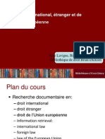 9 - Le Droit Intl Etranger UE