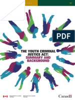 youth criminal justice act explained
