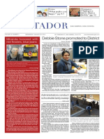 The Matador Online - January Issue 2014