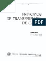 Principios de Transferencia de Calor Kreith Cap 0