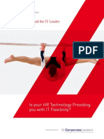 ADP - HR outsourcing with IT Flexibility