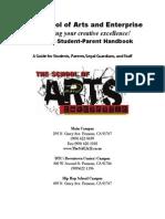 the sae student-parent handbook 2013-14