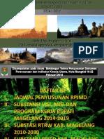 Paparan_bintek Rencana Penyusunan Rpjmd 2014-2019
