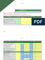 ACCOR Sustainable Development Questionnaire