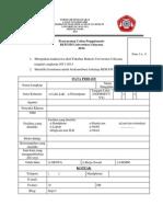 Formulir Pendaftaran Fungsionaris Bem Fh Unud