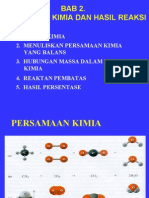 Bab2- Pers.kimia & Rumus Kimia