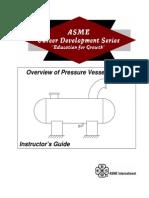Pressure Vessel Code Guide Instructors