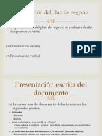 presentacindelplandenegocio FEPI