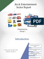 Media & Entertainment Industry Analysis