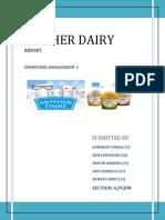 motherdairy-finalreport1neha-130926085555-phpapp01