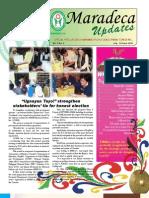 Maradeca Newsletter