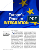 Europe_Road_ to_Integration
