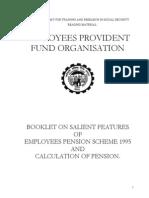 Employees Pension Scheme 1995