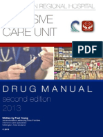 ICU Drug Manual