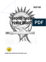 33. MDSP 805 Understanding Power Industry New
