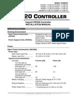 Ixp220 Controller Manual
