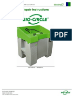 Repair Instructions Bio Circle II Al 07 2012 En