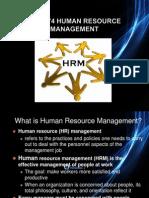 unit 1-HRM