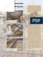 Common PT Design and Construction Issues by Allred