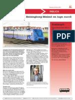 140310_ Pågatåg Express Helsingborg-Malmö en lugn succé