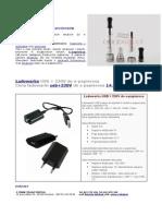 ładowarka sieciowa i usb do e-papierosa