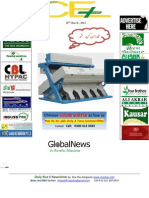 10th March,2014 Daily Exclusive ORYZA & Global Rice E-Newsletter by Riceplus Magazine