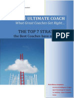 The Ultimate Coach Handbook