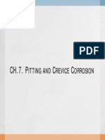 8-Pitting and Crevice Corrosion