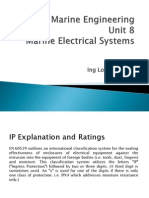 IP, Motor Rating & Starting