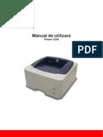 XEROX - Phaser_3250_RO-Imprimanta Laser