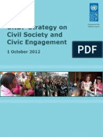 2012 UNDP Strategy on Civil Society and Civic Engagement en Final
