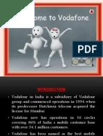 Vodafone Ppt