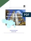 Plan Nacional Del Sector Petroquimico