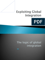 IHRM M2-The Logic of Global Integration