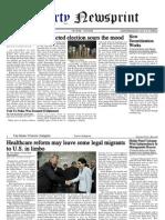 libertynewsprint 10-15-09 edition