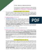 FORMAS DE TERMINACIÓN DEL PROCESO AUTOCOMPOSICIÓN