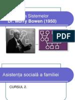 Cursurile 2-5. Teoria Sistemelor_Bowen