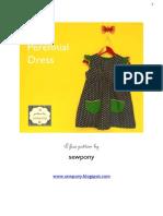 The Perennial Dress Pattern