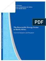 Renewable Energy Sector in North Africa en 0