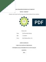 difusi osmosis laporan
