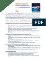 Enterprise APP & MDM Evolution 2014 - Preview