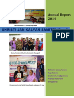 Shristi Annual Report 2014