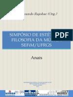 A Musicalidade Extra Musical Ou a Extra Musicalidade Musical de Ricardo Rizek Anais Sefim_2013 Ufrgs