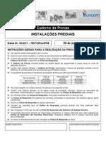 P22 - Instalacoes prediais