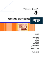 Getting Started Guide IPM 8