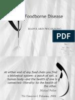 k06 - Foodborne Disease