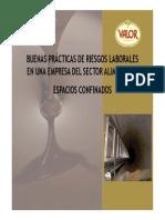 Buenas Prácticas PRL Chocolates Valor [Modo de compatibilidad]