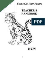 teacher handbook 2013 - 2014 3