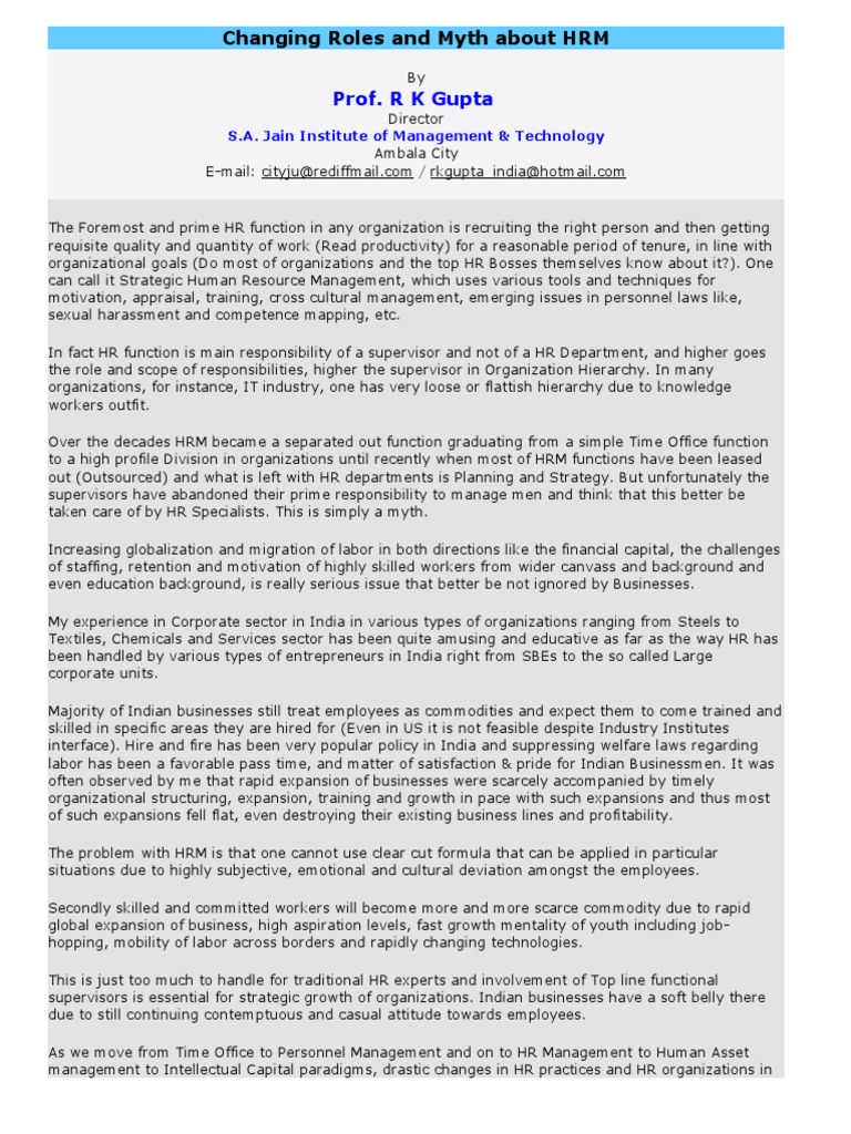 Management articles 8 1 human resource management voicemail fandeluxe Images