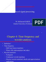 Chap 5 - Time Frequency Wavelet